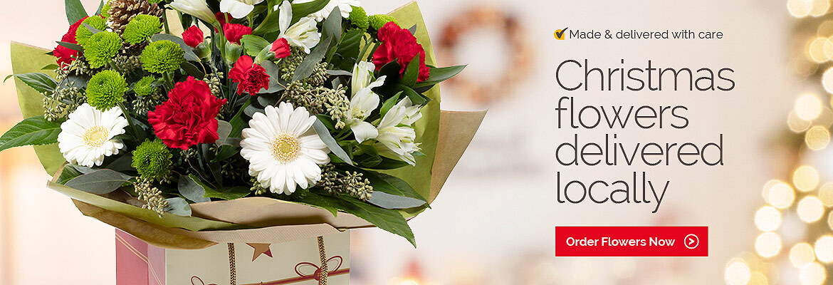 Christies Flowers Winsford - Same Day Flower Delivery Winsford